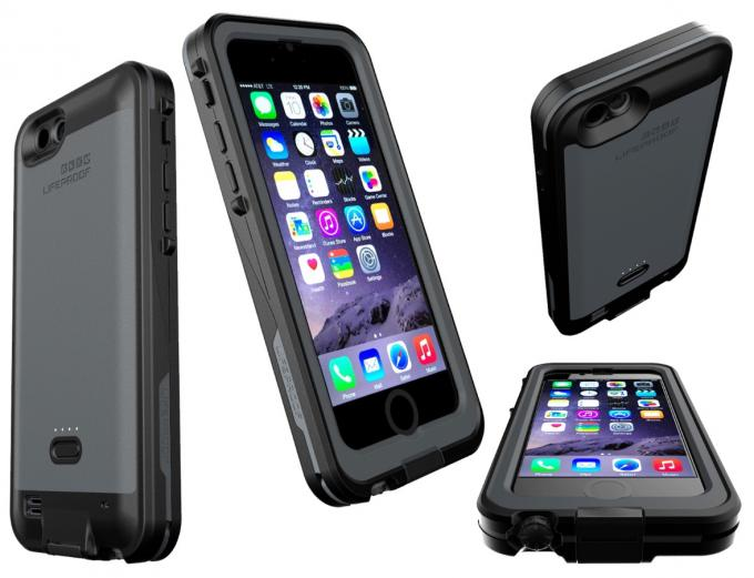 reputable site 8f776 43f39 LifeProof FRE Power Case iPhone 6/6S - 2x Battery Life, It can made ...